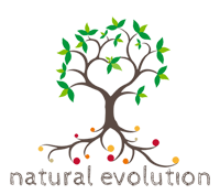 Natural Evolution Europe Retina Logo